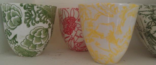 Samantha Robinson Pottery Mixed Up