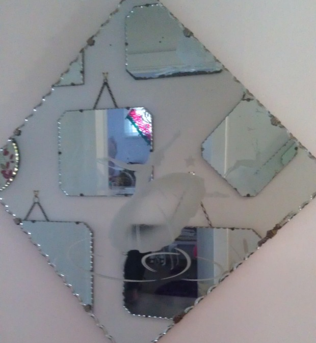 ballerina mirror at home