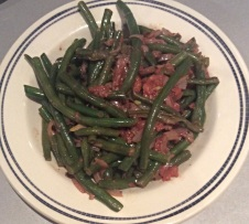 green beans - abla's great recipe