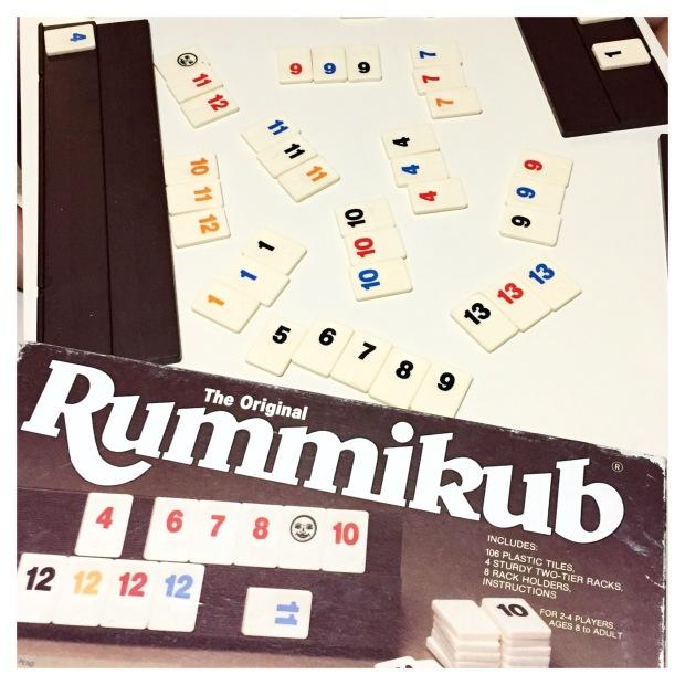 Rummikub The Second Hand City