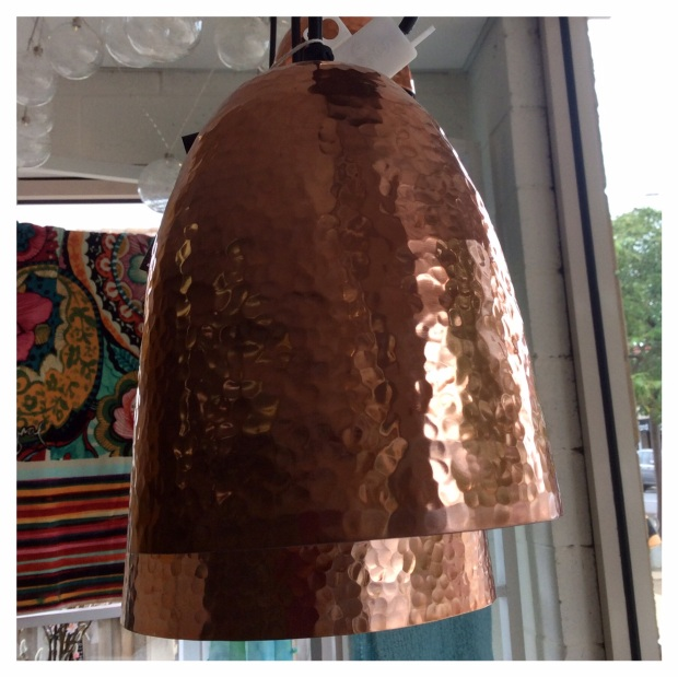 Nice copper light