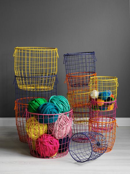 hello polly wire baskets